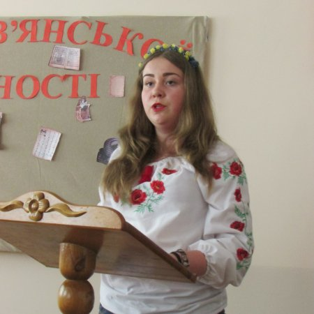 День слов'янської писемності та культури у медичному коледжі