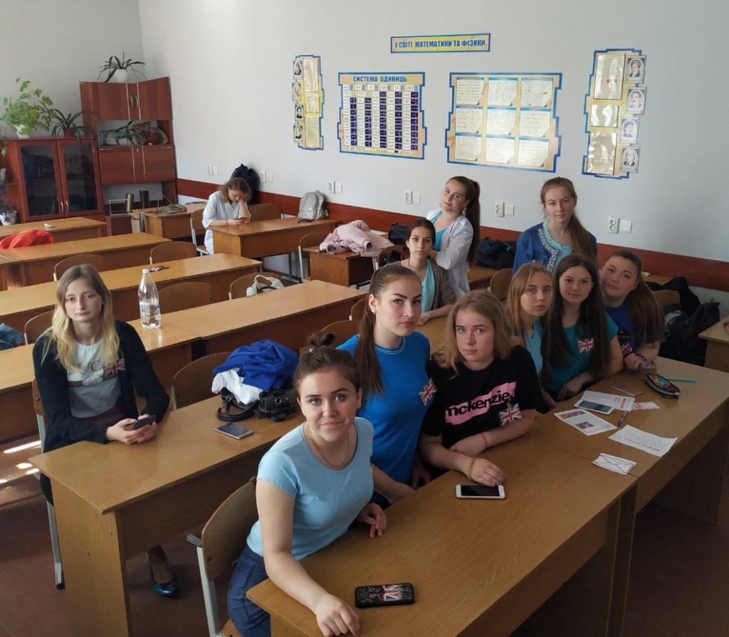Новоградські студенти-медики провели QR-квест з англійської мови до Дня Європи, фото-8