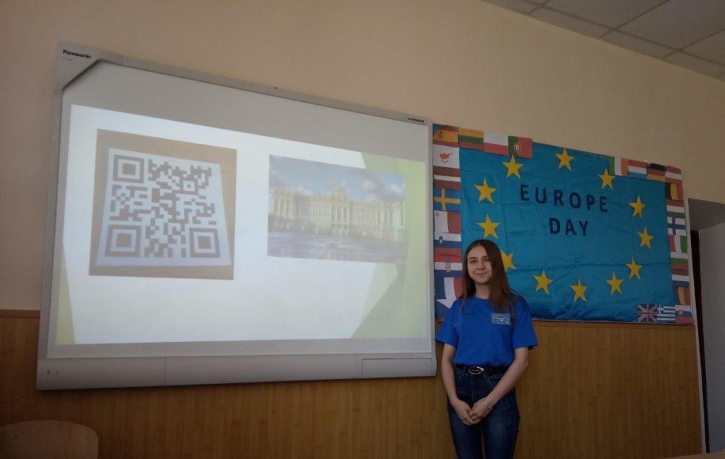 Новоградські студенти-медики провели QR-квест з англійської мови до Дня Європи, фото-1