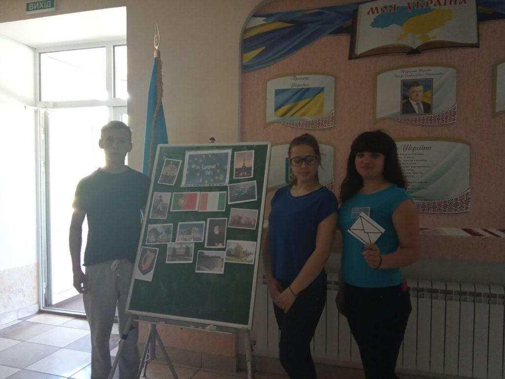 Новоградські студенти-медики провели QR-квест з англійської мови до Дня Європи, фото-4