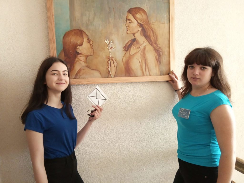 Новоградські студенти-медики провели QR-квест з англійської мови до Дня Європи, фото-7