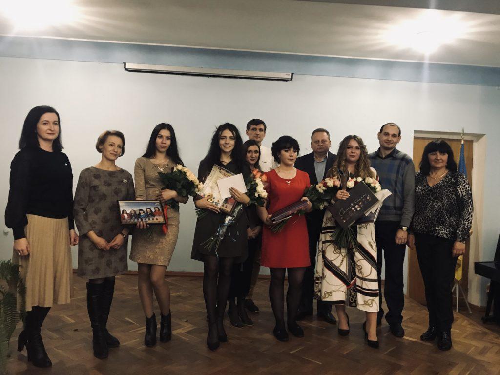 У Новоград-Волинському медколеджі відбувся конкурс «Студент року-2019», фото-5