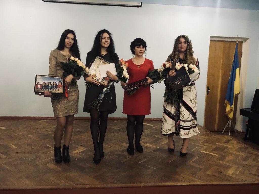 У Новоград-Волинському медколеджі відбувся конкурс «Студент року-2019», фото-4