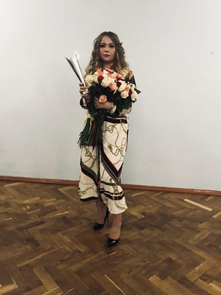 У Новоград-Волинському медколеджі відбувся конкурс «Студент року-2019», фото-3